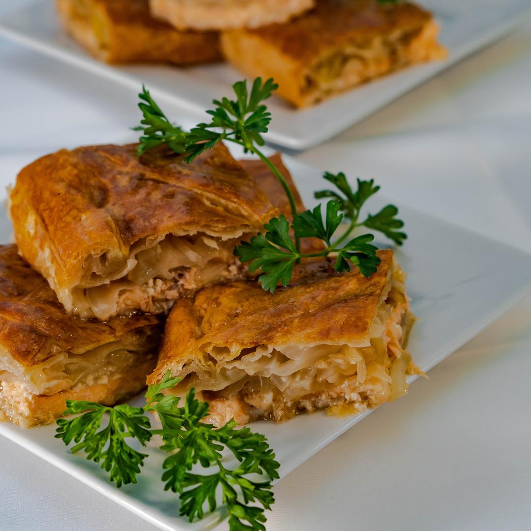 Homemade pies