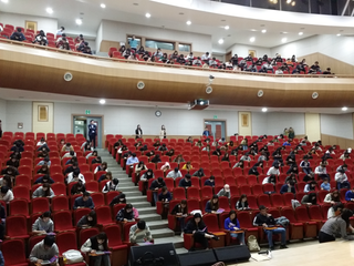 UBT in Changwon National University
