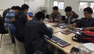 Vietnam higher education sector first, U-Learning service implemented to HUE University Dept. of med
