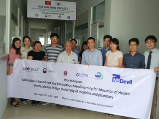 ULTP in Vietnam (HUE University)
