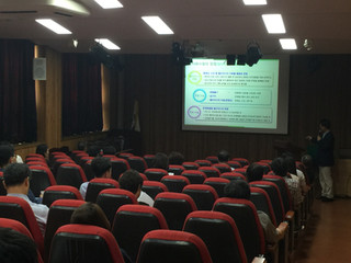 National health personnel license exam in S.Korea