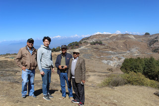 Expanded Project EEO BULT in Nepal to Dolkha province.
