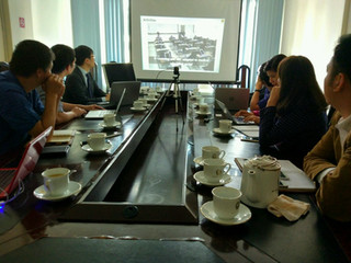 We started to expand the project with MOET to Sơn La Province/山羅省.