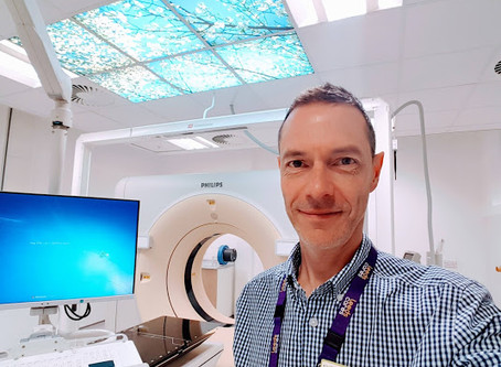 Chris Forrest - Championing the technology in your Formula 1 radiotherapy team!