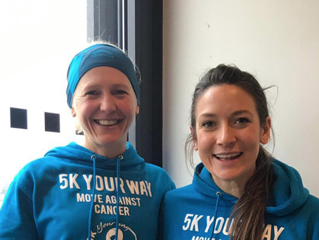 Lucy Gossage - 5K Your Way, Move Against Cancer