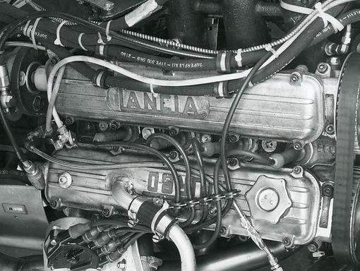 Motore Lancia LC1