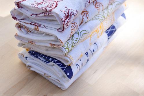 Flour Sack Kitchen Towel 100% Cotton
