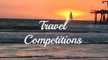 April's Travel Competitions!