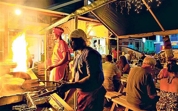 Bajan bites in Barbados