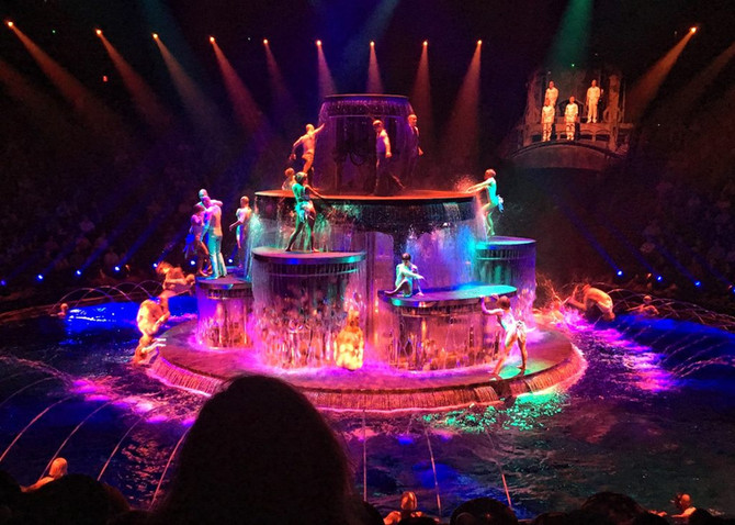 A-Z OF THINGS TO DO IN VEGAS