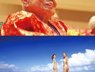 石垣島で個展「咲き島」