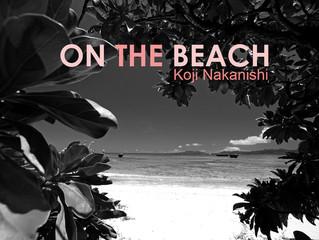 写真集「ON THE BEACH」発売