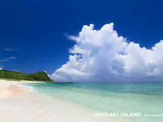 トムル崎南の浜