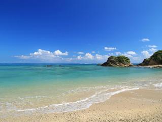 野原崎の浜