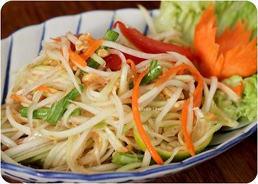 Salade de papaye KT