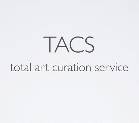 TACS (total art curation service)
