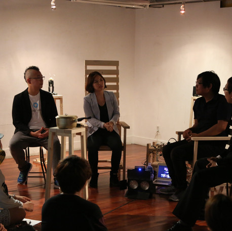 SOMPLEXITY (Round Table Discussion) 대담