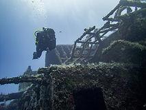 Dive St Helena