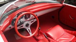 Porsche Steering and Dash