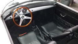 Porsche Original Interior