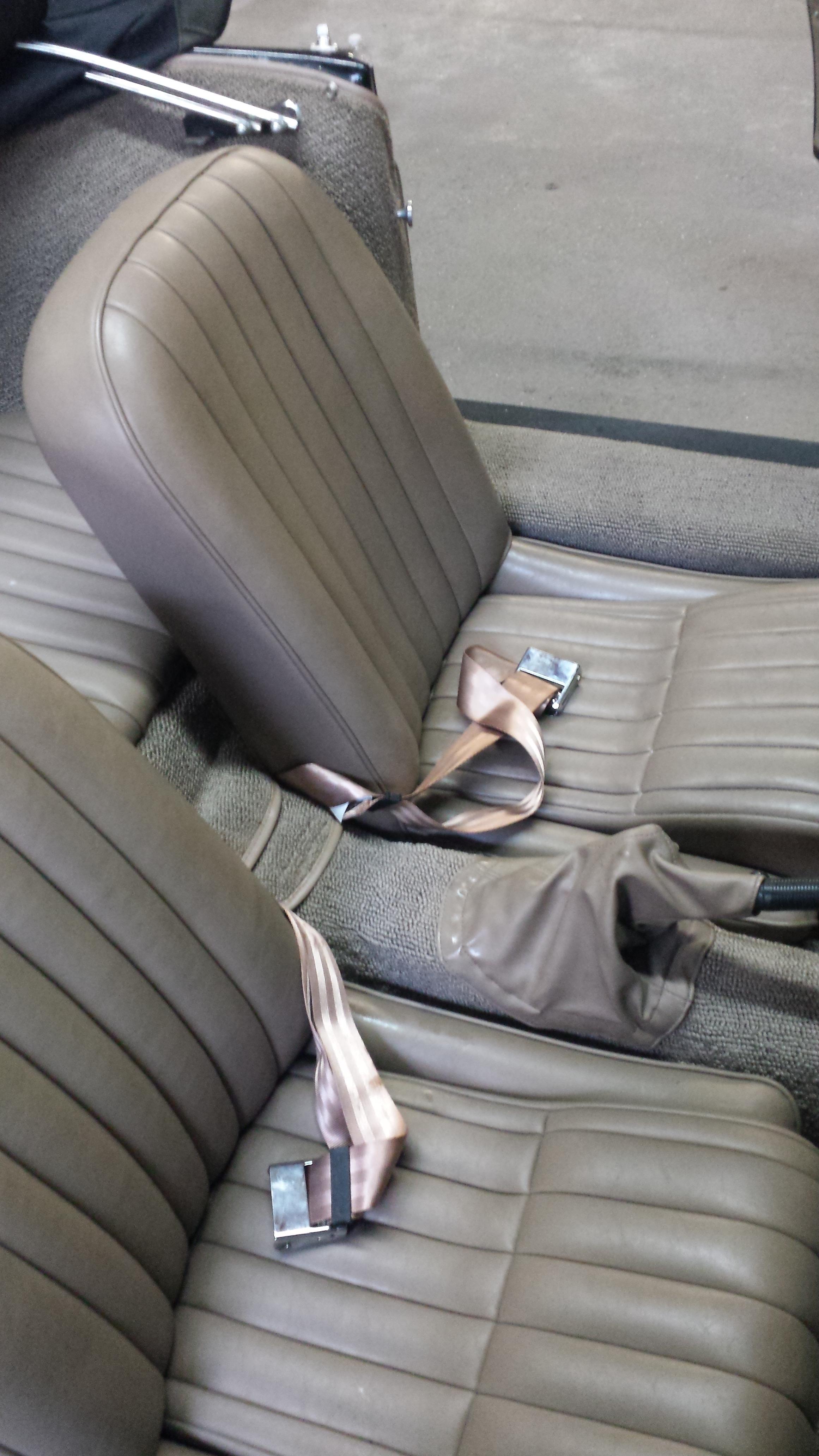 Original Seats