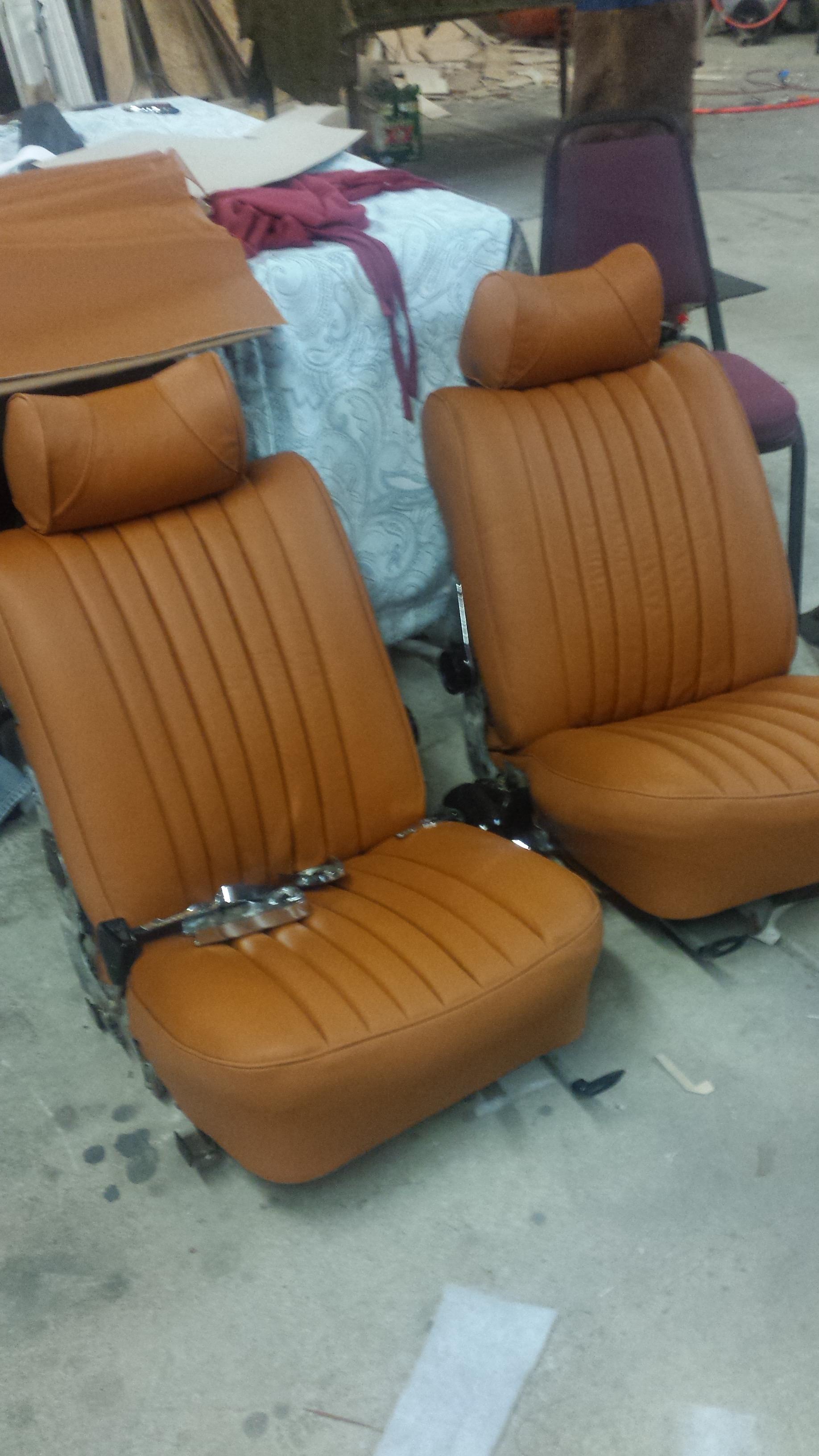 Restoration Seats