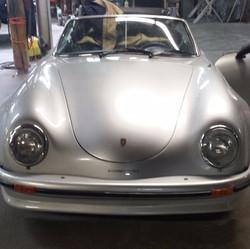 Porsche Remodel