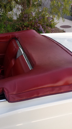 Convertible Tops, Seats, and More