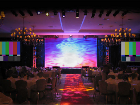 LED Video Wall Rental and Projector Rental Service - Quality at Low Cost