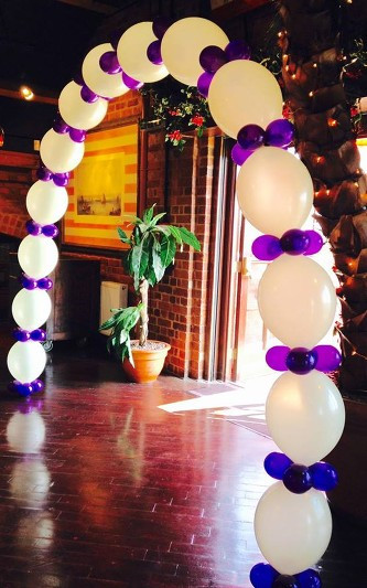 Balloon Arch Decoration in Singapore