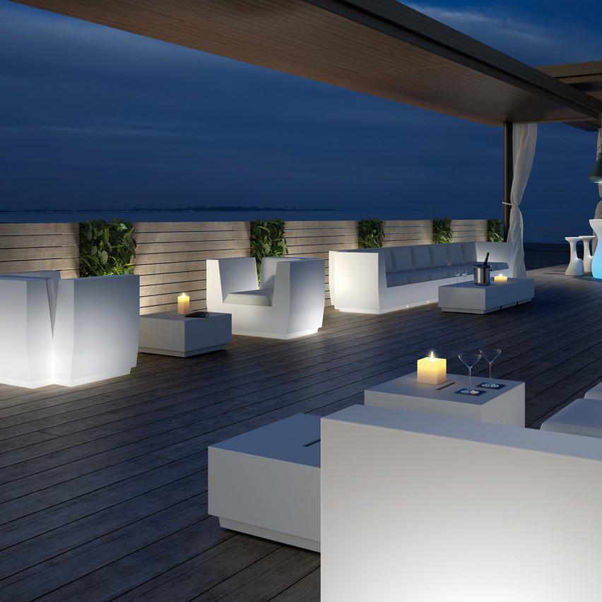 Illuminated Furniture Rental