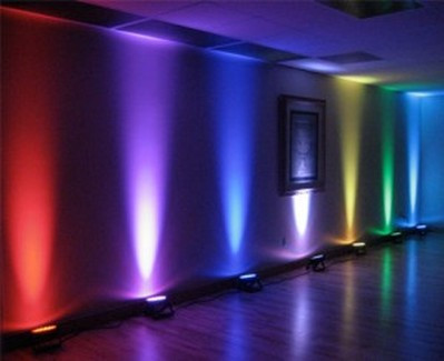 Uplighting Rental - Lighting Rental