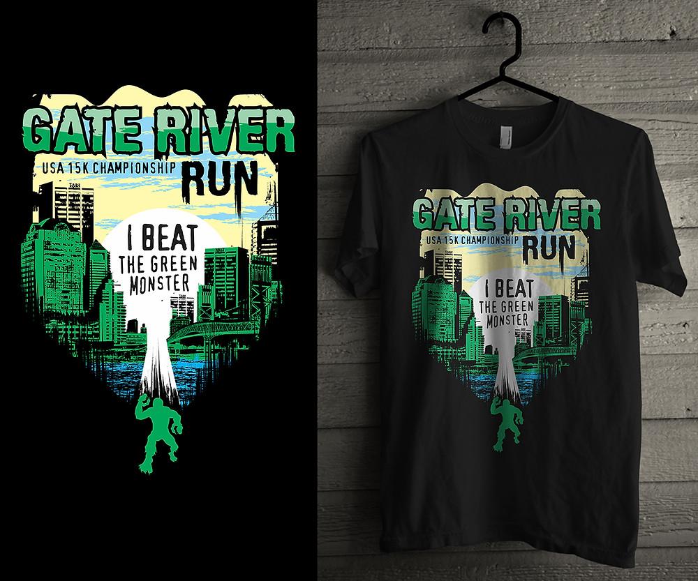T-shirt Design - Electric Dreamz