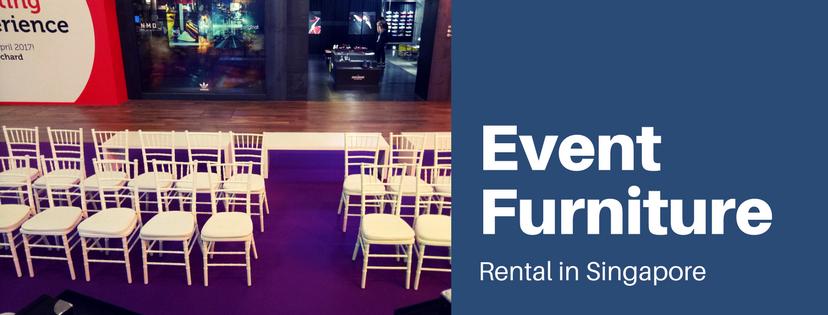Furniture Rental Singapore | Electric Dreamz