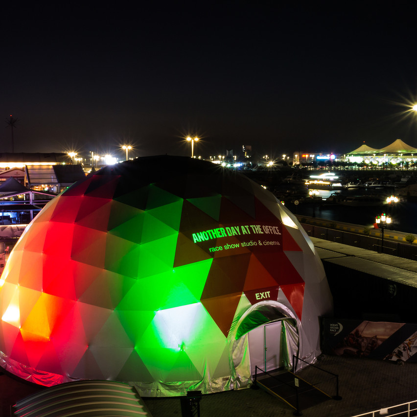 Tentage Rental - Dome | Singapore