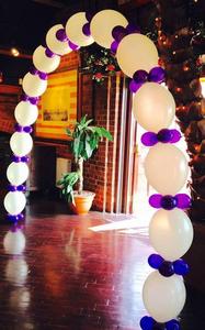 balloon arch - event decoration