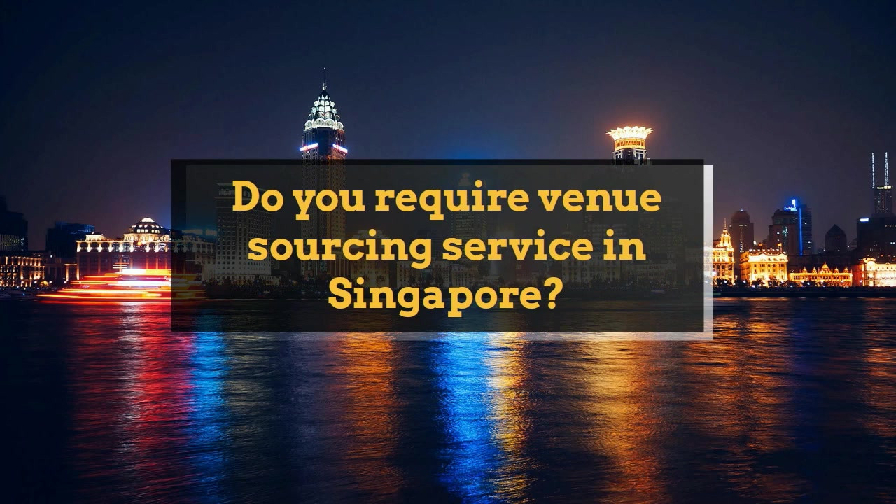Dinner and Dance Venue in Singapore - 5 Things You Need To Know