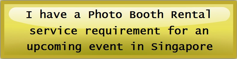 Photo Booth Singapore - Rental and Service Package