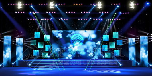 LED Video Wall Rental | Event Equipment Rental | Event Services | Special Event Services | Electric Dreamz | Singapore