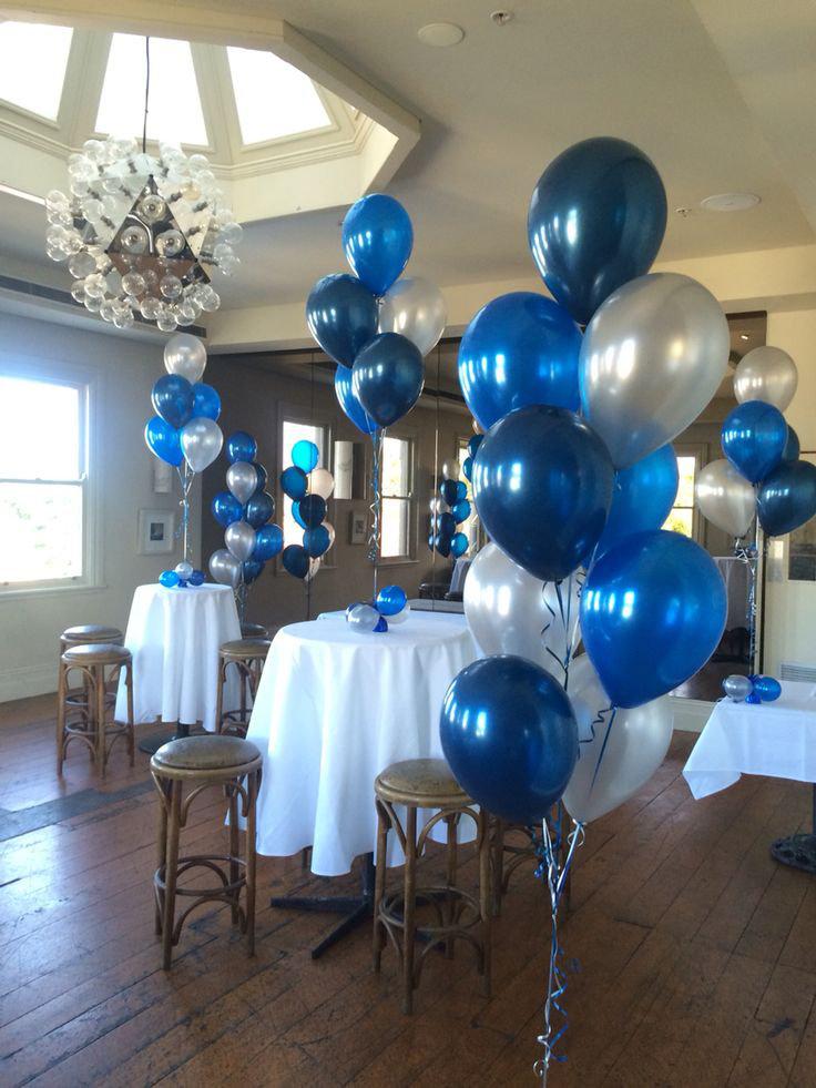 themed balloon decoration