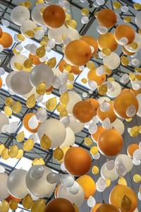 helium balloons - event decoration