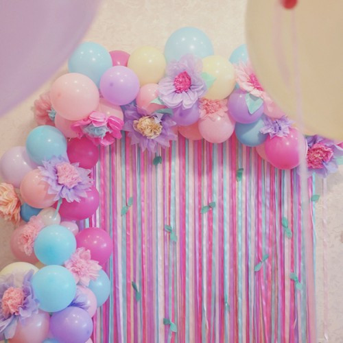 Balloon Backdrops - Stage Decoration | Singapore