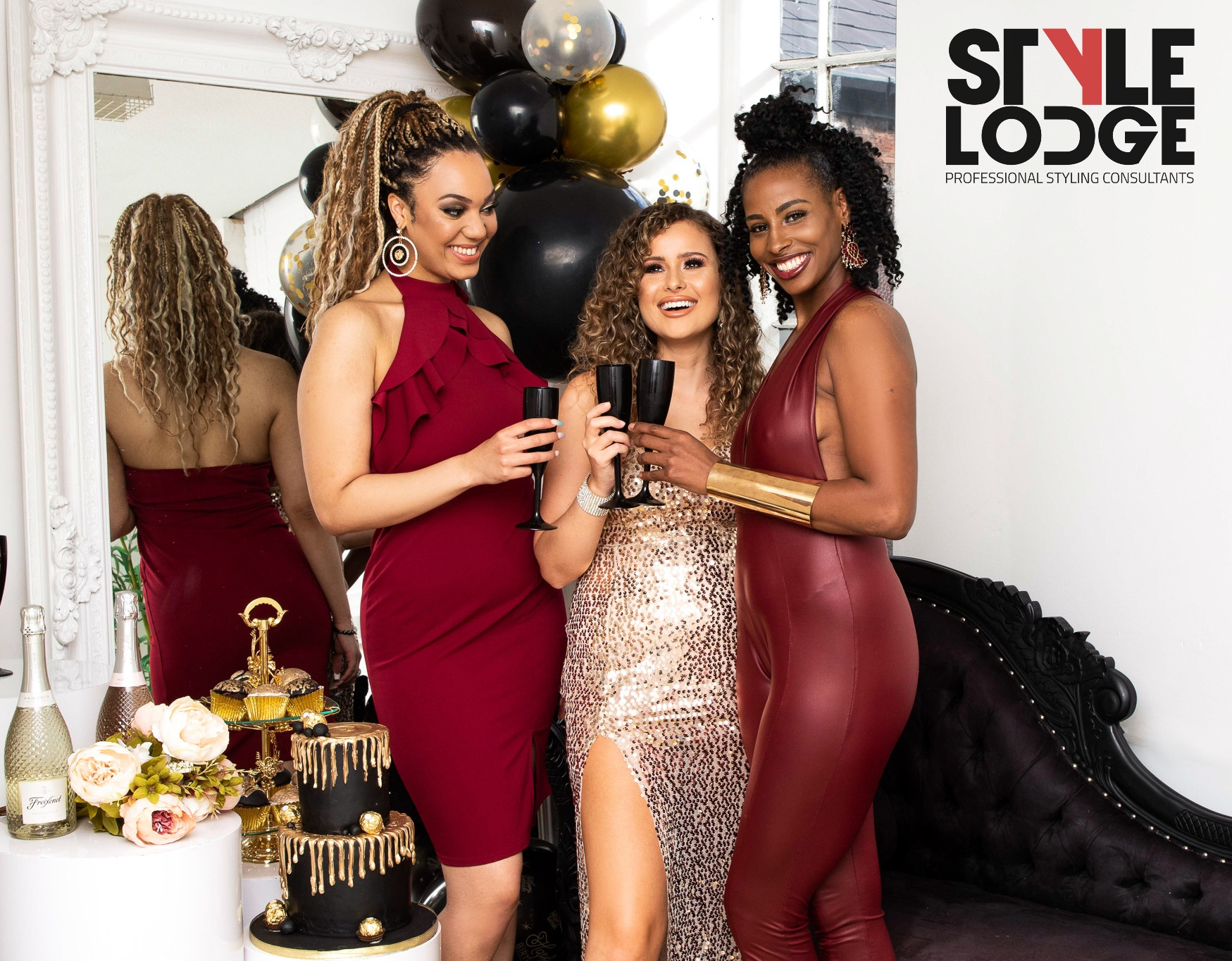 STYLE AND PAMPER PARTY (Standard)