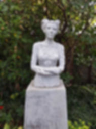 Sculpture Garden Sculptures, Earth Mother