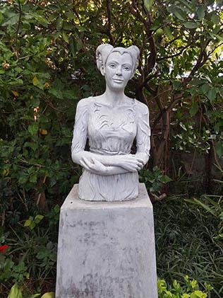 Sculpture Garden Sculptures, Earth Mother