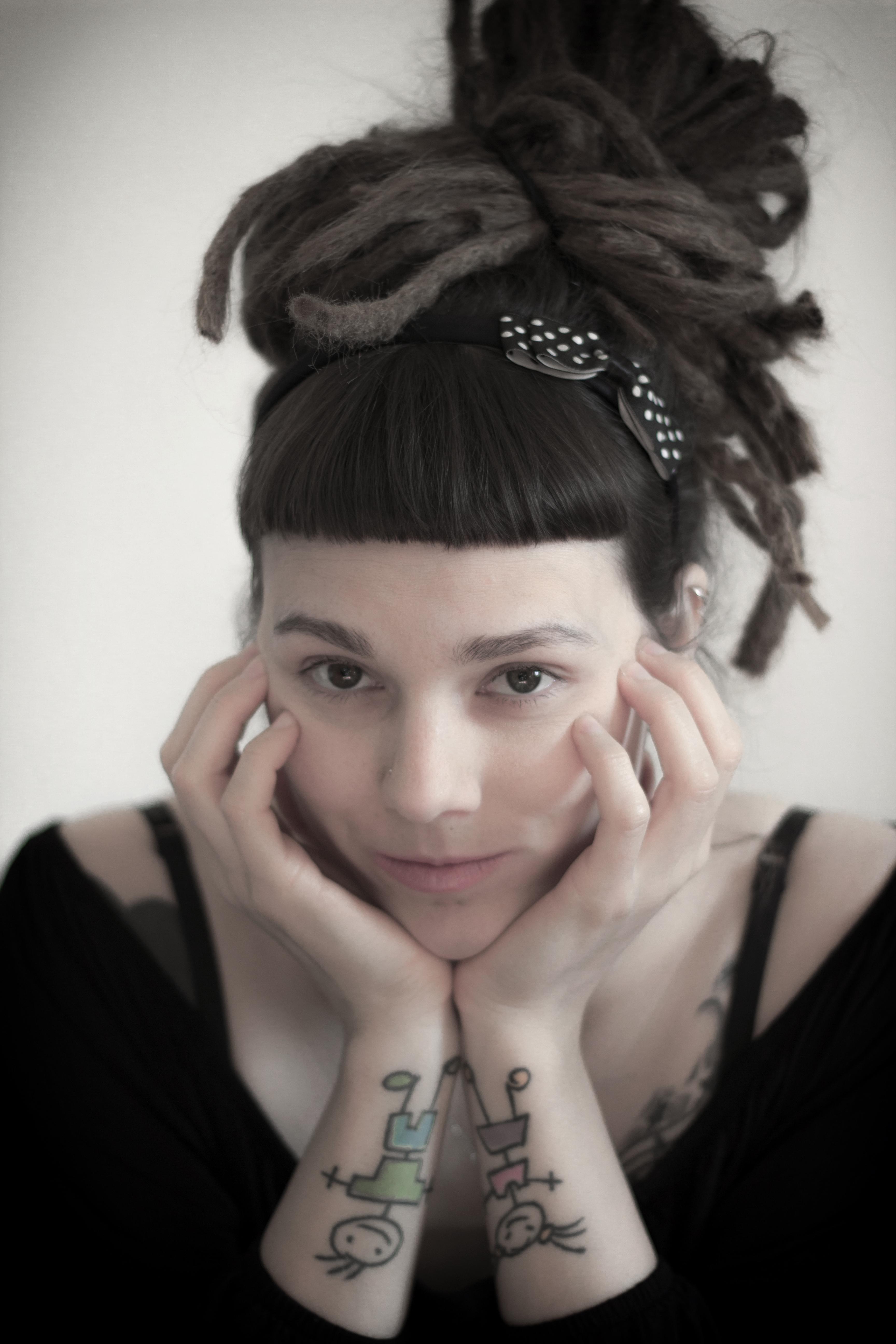Lada Obradovic Portrait 3
