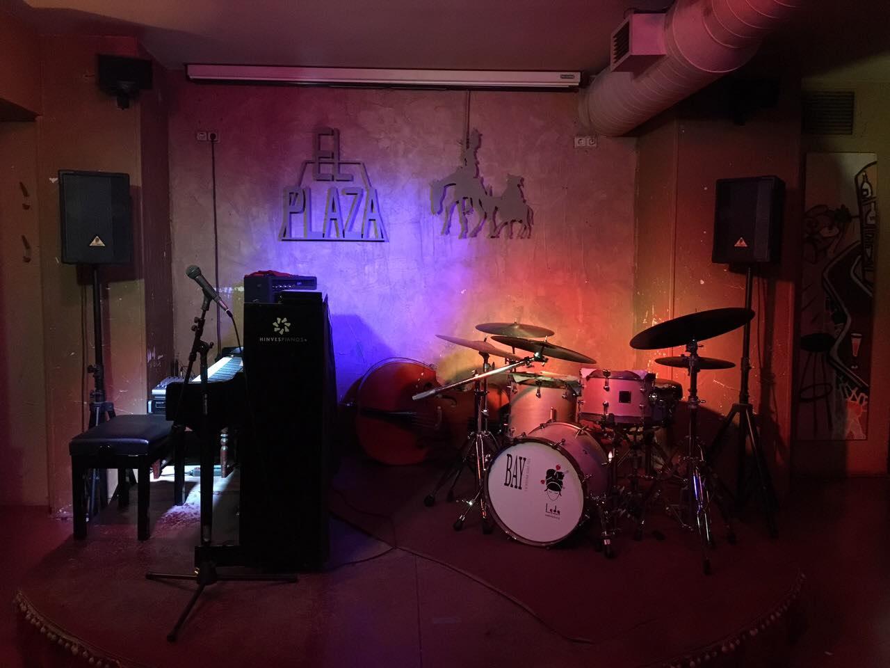 El Plaza concert