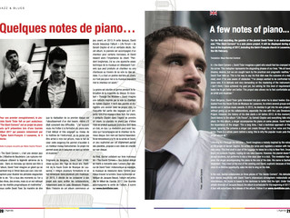 """New article of L'Agenda about the """"Giant Corners"""" - by Marie-Sophie Péclard"""