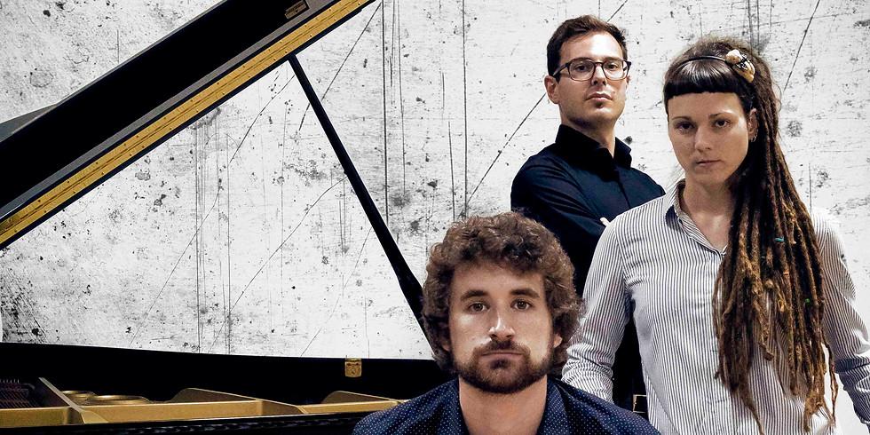 David Tixier Trio feat. Mike Moreno - Lausanne, CH