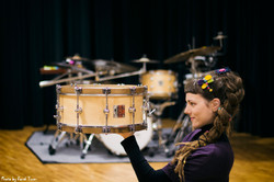 Lada and Bay Custom Drums